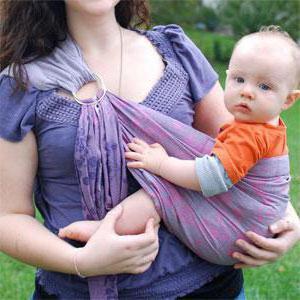 слинги для новорожденных отзывы мам