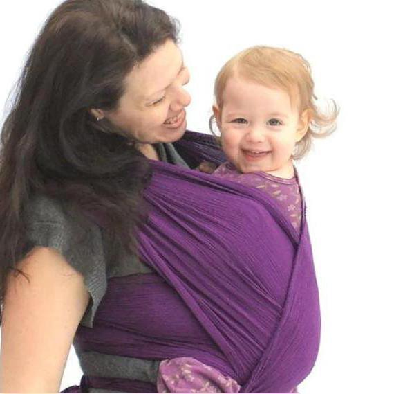 слинги для новорожденных отзывы врачей