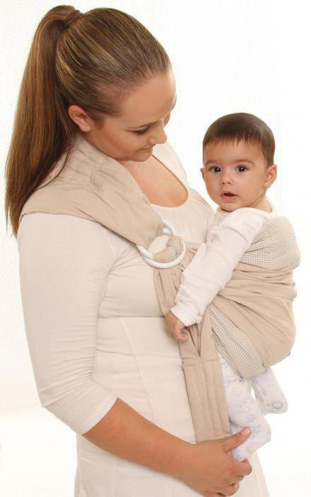 отзывы о слингах для новорожденных Чудо - Чадо