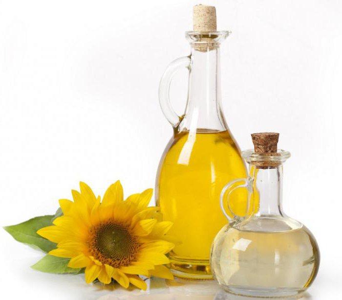 подсолнечное масло и холестерин в крови