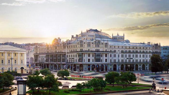 Метрополь отель