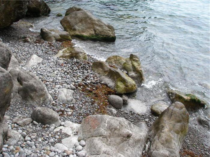 Какие пляжи в Гурзуфе: песчаные или галечные