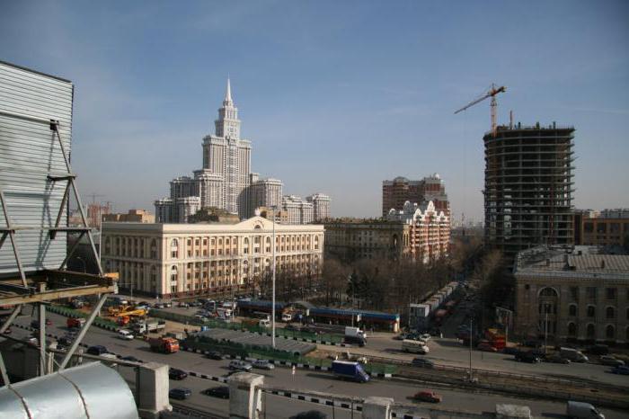Новые районы Москвы: метро