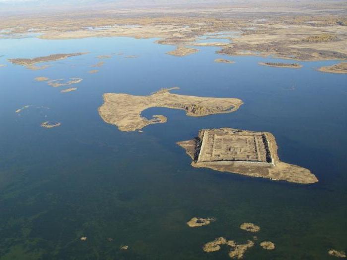Тере-Холь озеро (Тыва)