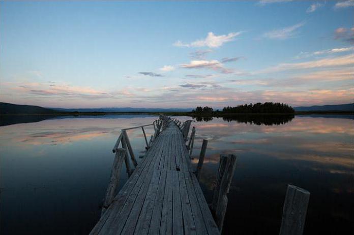 Тере-Холь озеро (Тыва): база отдыха