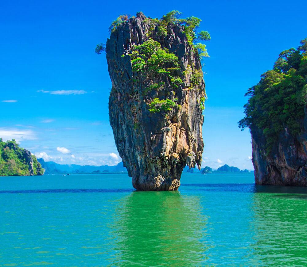 Остров Бонда: описание, фото и отзывы туристов