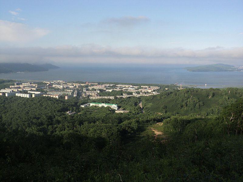 Город Вилючинск