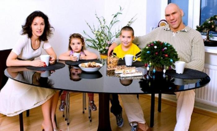 фото семьи валуева