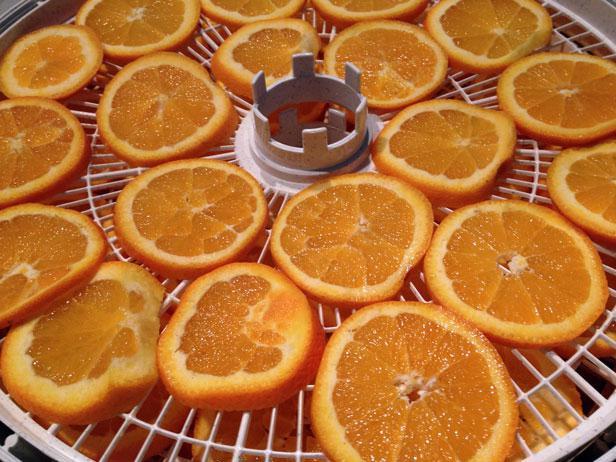 Как сделать засушенные апельсины для декора 139