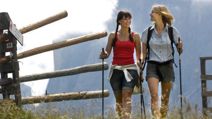 палки для скандинавской ходьбы как выбрать