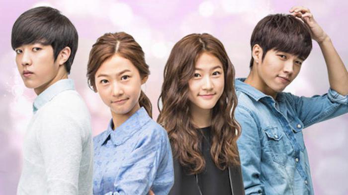 Корейские сериалы дорамы и школа фильмы новые про скуби ду