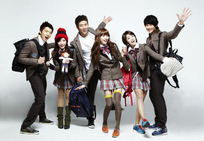 Все корейские сериалы про школу и подростков и любовь последний герой с шварценеггером фильм