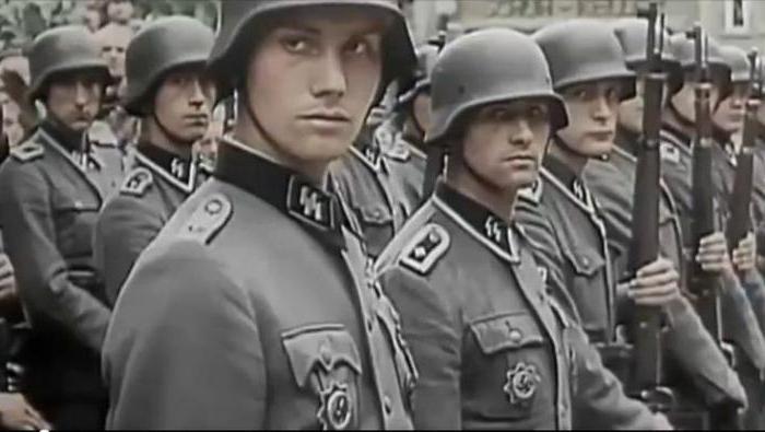 Порно немецкого солдата сс