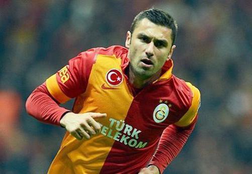 Бурак Йылмаз - футболист