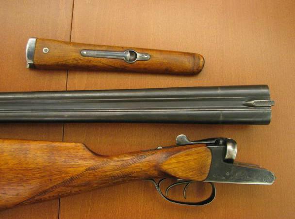 58 калибр 16 иж ружьё инструкция