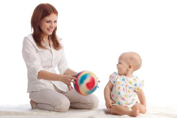 развивающие игры для детей 9 10 месяцев