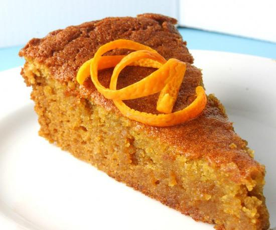 апельсиновый пирог пирог с апельсинами