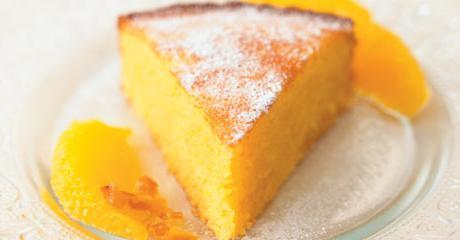 пирог с апельсинами как приготовить