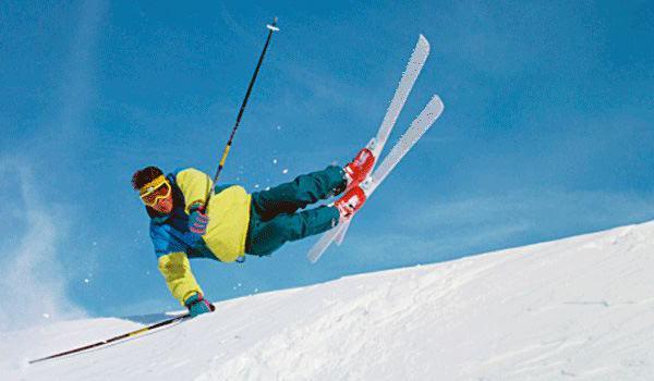 Как верно смазать пластмассовые лыжи: советы и советы