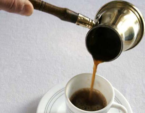 холодный кофе по гречески