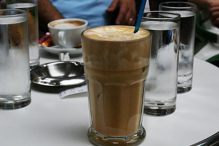 как обжаривается греческий кофе