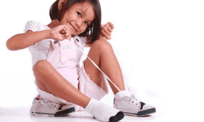 как просто завязать шнурки