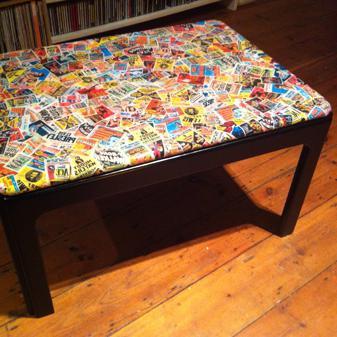 Мебель из подручных средств своими руками