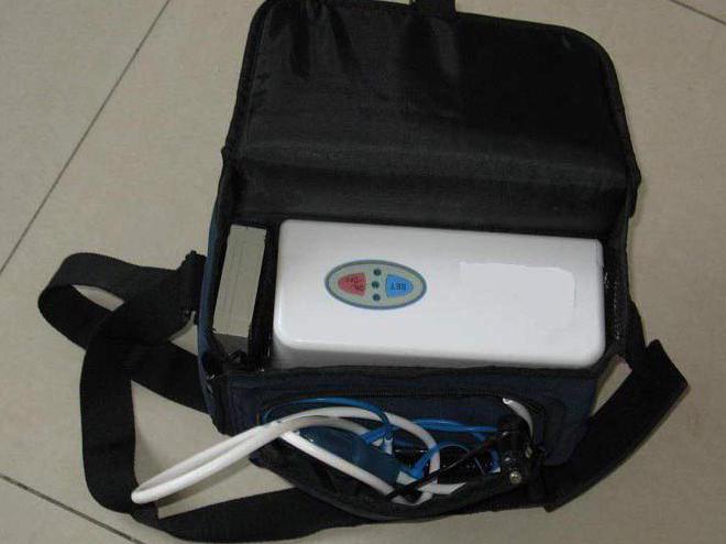 портативный кислородный концентратор для домашнего пользования