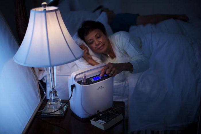 выбор кислородного концентратора для домашнего пользования