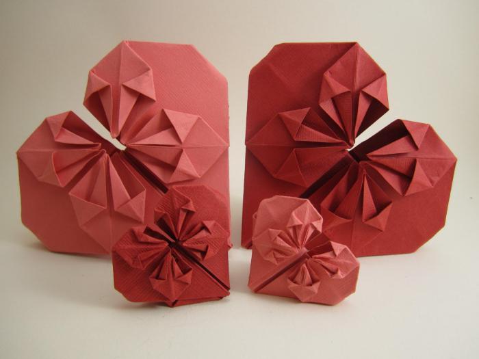 Оригами из модулей описание