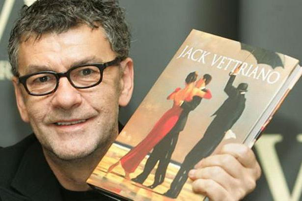 Jack Vettriano: the life and work of the artist