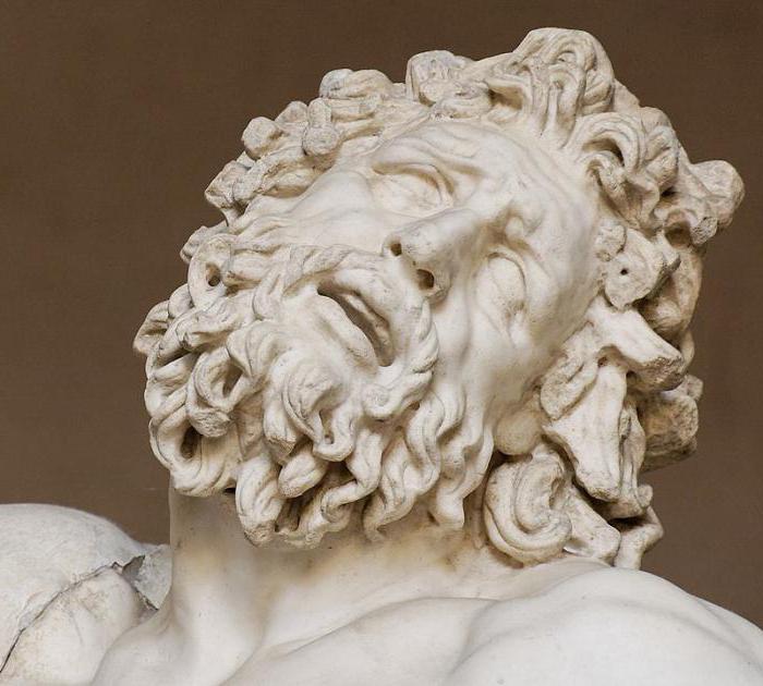 лаокоон скульптура автор