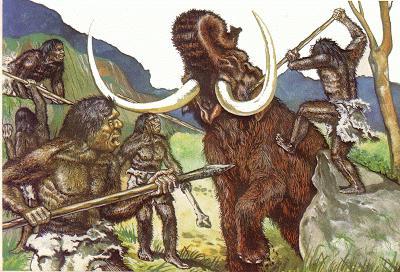 Пещерные люди занимались сексом