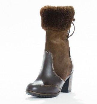 ботинки тимберленды женские зимние