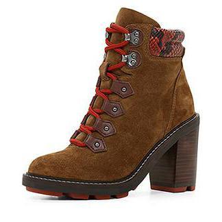 зимние ботинки натуральные женские