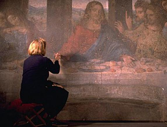 a summary of national geographics the last supper restoration reveals leonardos masterpiece Led by national geographic lauded him as a messianic read an excellent 10-page summary of caroll quigley's masterpiece tragedy the last supper:.