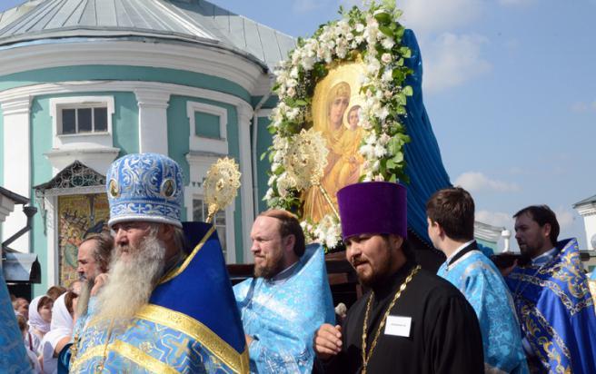 новодевичий женский монастыть москва