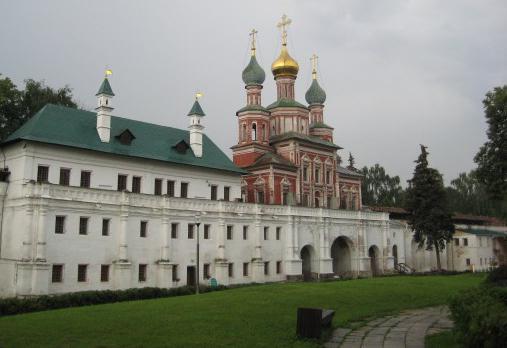 новодевичий монастырь адрес и как добраться