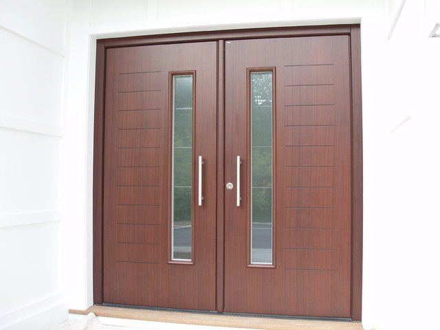 Какие хорошие входные металлические двери