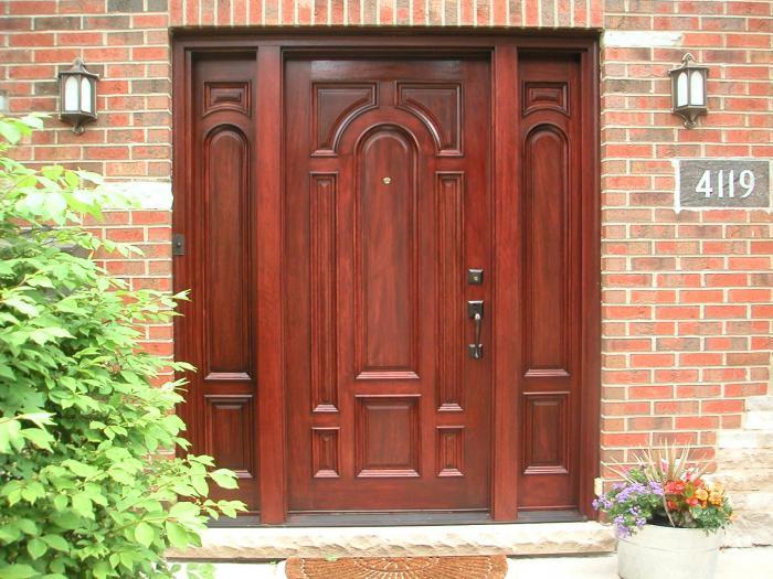 Входные двери с хорошей шумоизоляцией