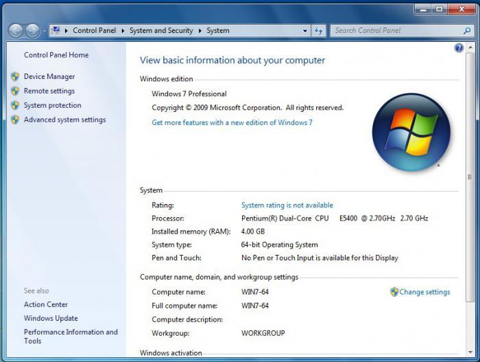 как открыть диспетчер устройств на windows 7
