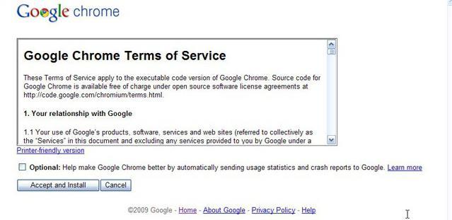 как установить google chrome на компьютер