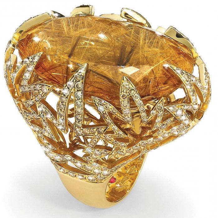 к чему снятся золотые кольца на руках