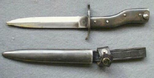 Штык-нож немецкий времен ВОВ: цены, фото