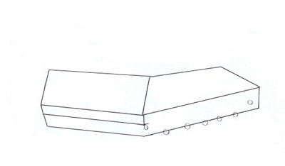 как нарисовать танк т 34 карандашом поэтапно