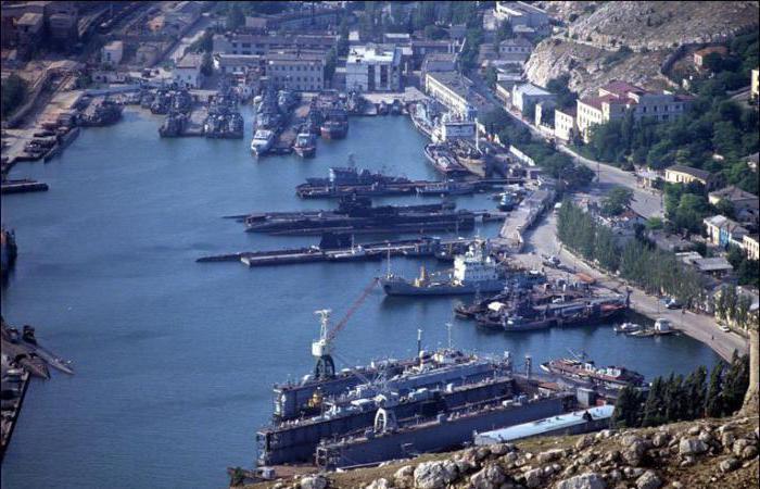 базы черноморский флот россии