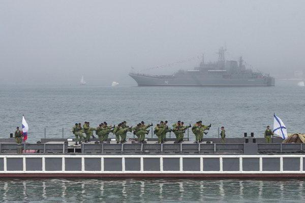черноморский флот россии состав