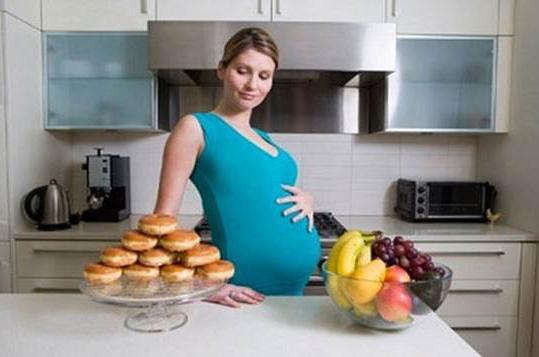 Диета для беременных третий триместр