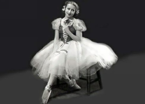 галина уланова балерина биография