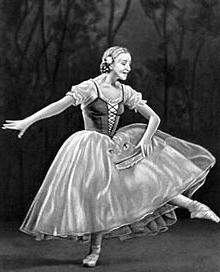 галина уланова балерина